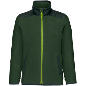VAUDE Racoon Fleece Jacket Kids eel